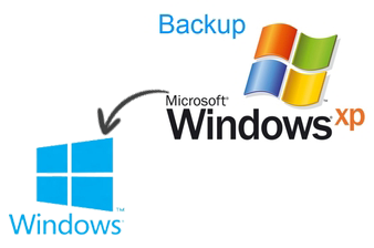 Restore BKF File from CD if NTBackup on XP Fails to Restore